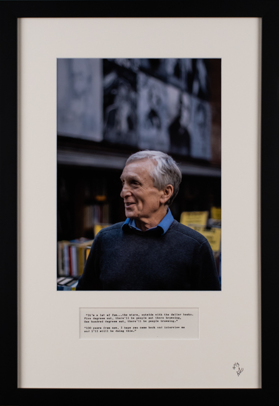 Ken Gloss - Framed Alpha Series Limited Edition