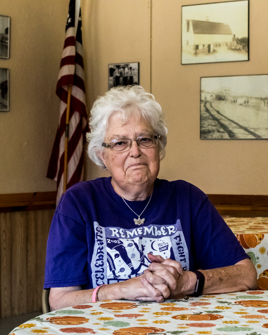 Charmaine Lahmann – Walthill, Nebraska